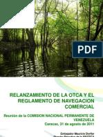 O T C a-Rios de La Amazonia