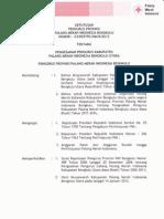 SK Pengurus Kabupaten PMI Bengkulu Utara