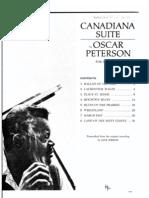 Oscar Peterson - Canadiana Suite