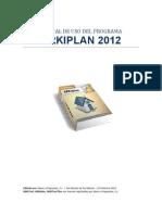 Manual de ARKIPlan 2012