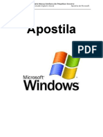 Santuário - Apostila Microsoft Windows XP (Final)