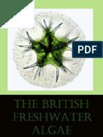 West, G.S. The British Freshwater Algae
