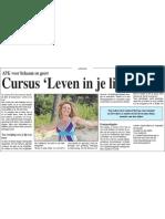 Advertentie Leven in Je Lijf December 2012