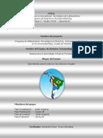 Programa de Alfabetización Tecnológica en Elearning  a  Docentes de Postgrado en la Universidad Beta, Ciudad de Panamá. (Proyecto FATLA-Equipo K)