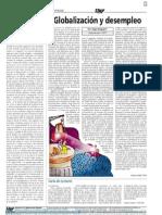 Globalización y desempleo-Dolgopol