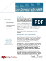 Fort St. John Workplace Diversity Toolkit