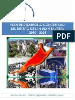 Plan de Desarrollo Concertado_san Juan Bautista 2010