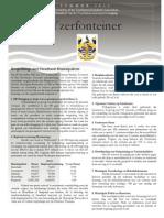 summer 2012-13 newsletter