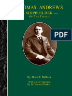 Thomas Andrews, Shipbuilder of the Titanic
