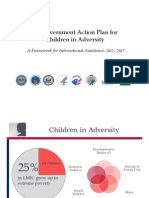 US Government Action Plan on Children in Adversity  2012-2017