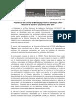 ONGEI presentó la estrategia y plan nacional de gobierno electrónico