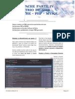 Apache IV - Apache, Php y MySQL