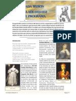 Augusta Ada Byron - Lady Lovelace (1815 - 1852) El Primer Programa
