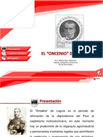 oncenio