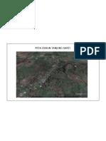 Peta Dusun Tanjung Sakti Bengkulu Tengah