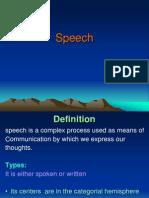 Speech Year 6