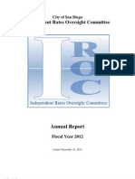 FY12 IROC Annual Report