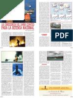LAS CONSECUENCIAS DEL CAMBIO CLIMATICO  PARA LA DEFENSA NACIONAL autor Carlos Pissolito