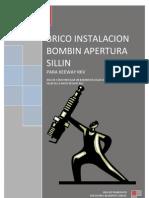 INSTALACION DE BOMBIN EN TORNILLO ASIENTO KEEWAY RKV