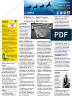 Business Events News for Fri 21 Dec 2012 - Glebe Island Expo winning tenderer, Volunteer win for Gold Coast, Sofitel enters Wellington and much more