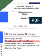 BIM Fundamentals - Unit 2
