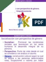 Marian Moreno.taller Empoderamiento