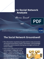 A Guide to Social Network Analysis