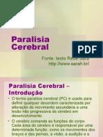 Paralisia Cerebral  - Terapia ocupacional