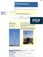 SpaceCAD Model Rocket Software
