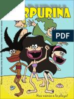 """Purpurina"" Revista 15"