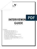 Investment Banking Interviewing Guide
