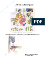 PHAST (Participatory Hygiene and Sanitation Transformation) for an Emergency