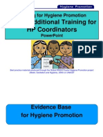 Training for Hygiene Promotion. Part 3