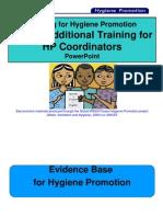 Training for Hygiene Promotion. Part 3