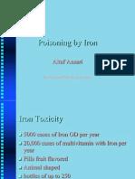 Iron Toxicity