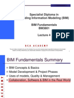 BIM Fundamentals - Unit 4