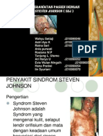 Asuhan Keperawatan Pasien Dengan Syndrom Steven Johnson (