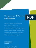 Programas Intensivos AFS