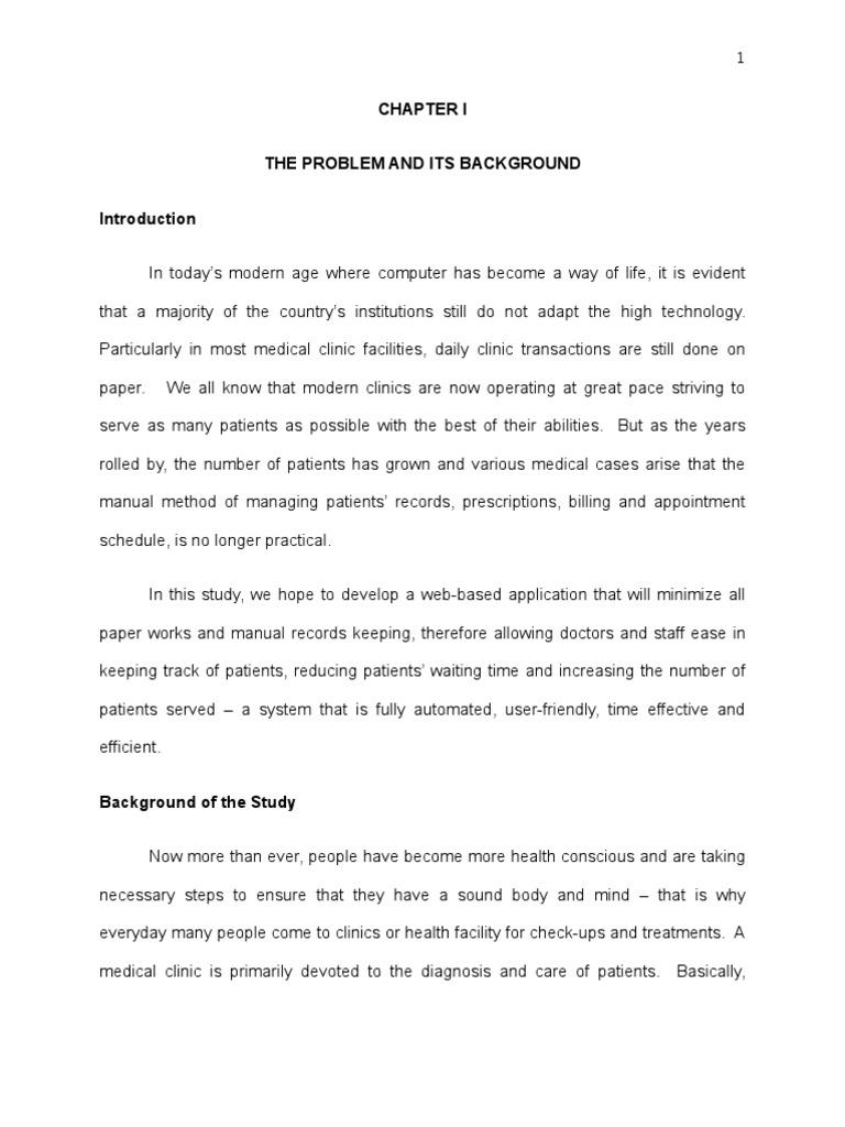 Dissertation on management problems