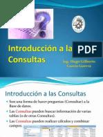 Introduccion a Las Consultas