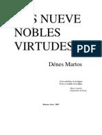 Las Nueve Nobles Virtudes