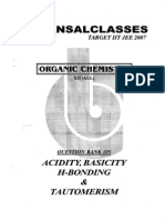 bansal classes  organic chemistry