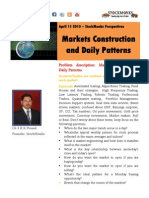 STOCK MARKET CONSTRUCTION- DAILY PATTERNS