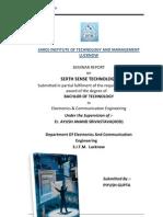 Sixth Sense Technology Pdf
