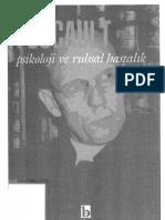 Michel Foucault - Psikoloji ve Ruhsal Hastalık