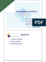 Khuech Dai EDFA Va Raman