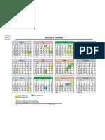 MCAT 2012 schedule