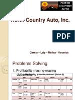 North Country Auto, Inc