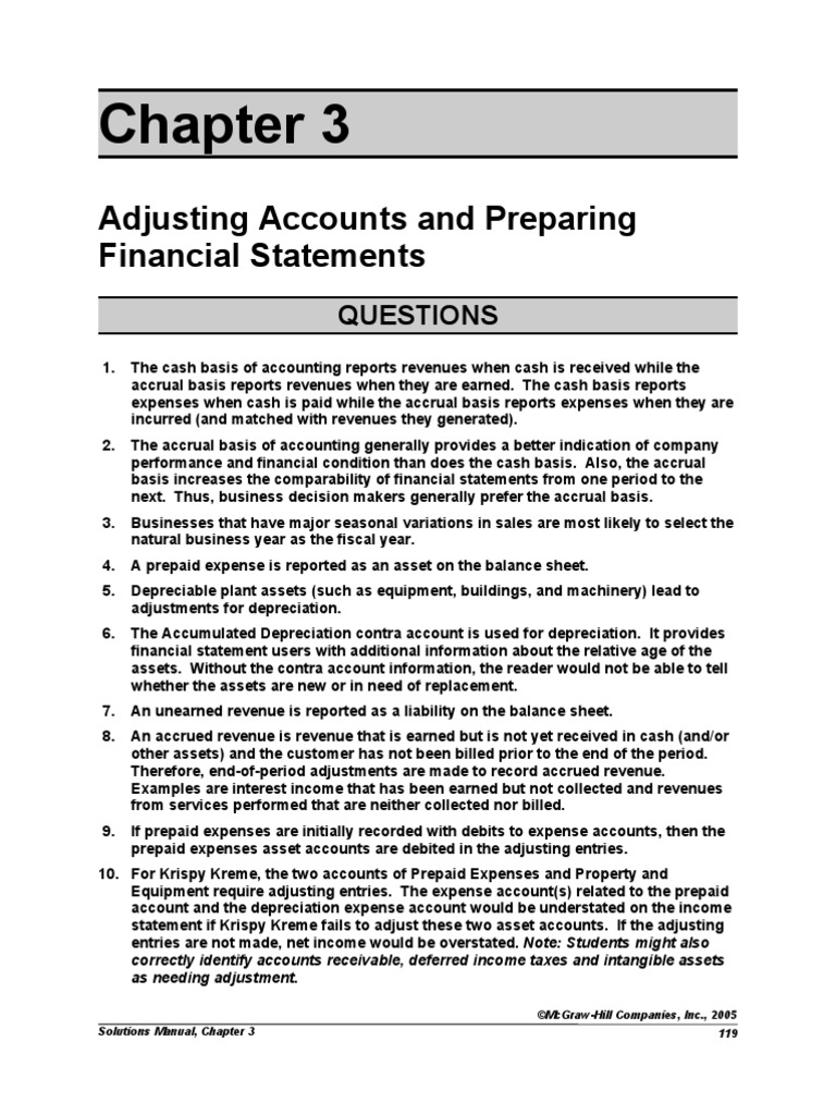 fap chapter 3 solution manual debits and credits accrual rh scribd com Manual Journal Desk Manual