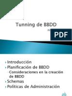 Tunning BBDD